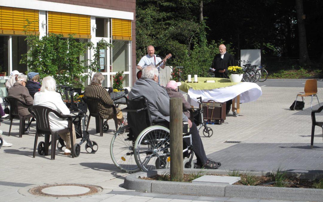 Open-Air-Pfingstgottesdienst